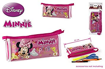 DISOK Lote de 24 Estuche Minnie - Estuches Infantiles para ...