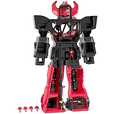 Fisher-Price Imaginext Power Rangers, Morphin Megazord: Toys & Games