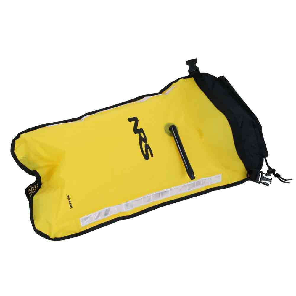 NRS Sea Kayak Paddle Float Yellow One Size by NRS
