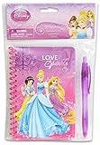 60 Sheet Disney Princess Sparkle Journal w/Pen 48 pcs sku# 1859042MA