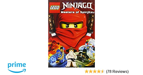 Amazon.com: Lego Ninjago: Masters of Spinjitzu: Various ...