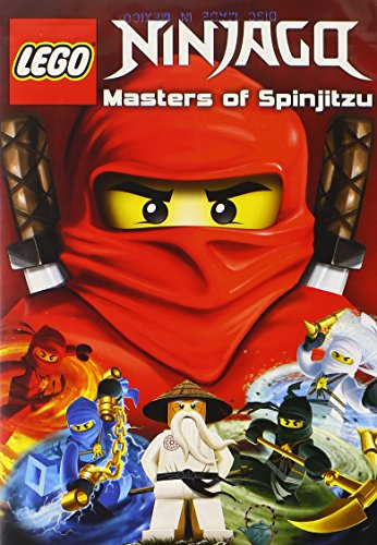 Lego Ninjago: Masters of Spinjitzu -  DVD