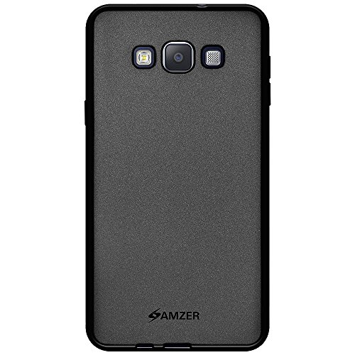 Slim Shockproof Case for Samsung Galaxy A7 (Black) - 6