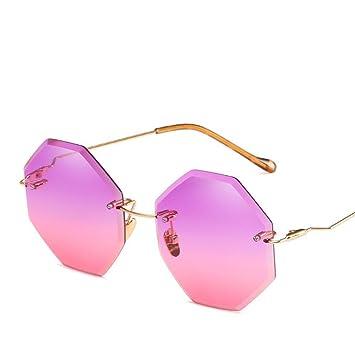 BiuTeFang Gafas de Sol Mujer Hombre Polarizadas Color de la ...