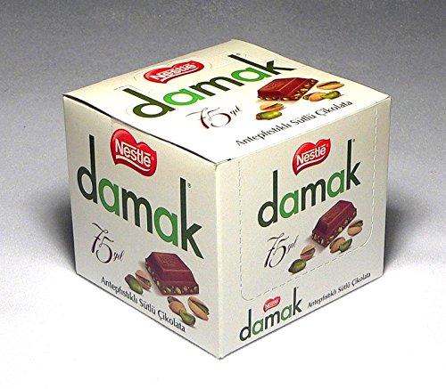 Nestle Damak Milk Chocolate Pistachio product image