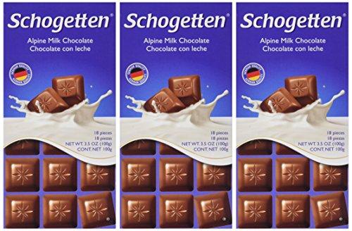 Buy milk chocolate bars