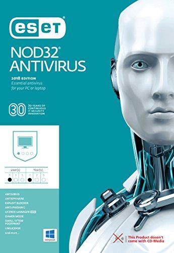 ESET Nod32 Antivirus User Year
