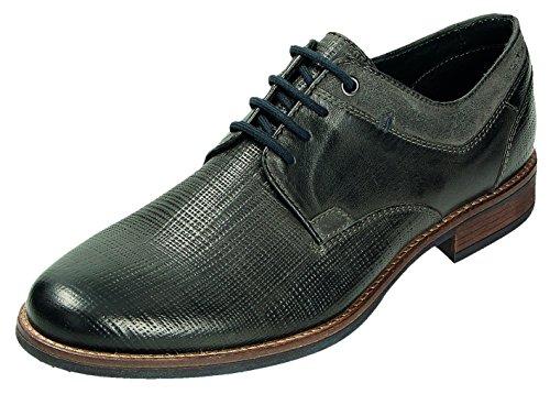 Klondike Chaussures de Ville à Lacets Pour Homme Gris Anthracite Anthracite V8Bc4FcP