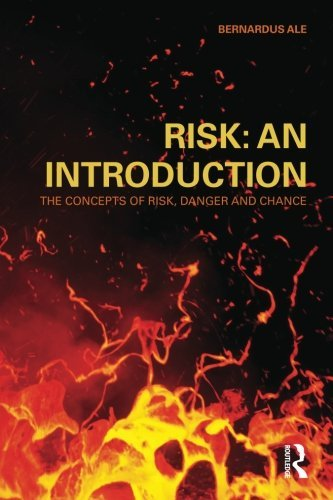 Download Risk: An Introduction: The Concepts of Risk, Danger and Chance Pdf