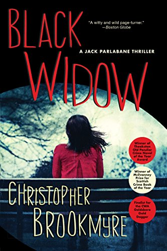 Black Widow: A Jack Parlabane Thriller (Christopher Black)