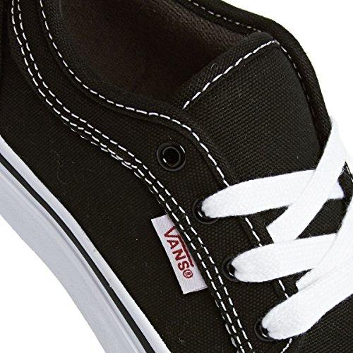 Chaussures de Skate Chukka Low Vans Pro Skate - Noir/Blanc