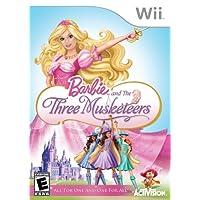 ACTIVISION-Barbie y las tres mosqueteras