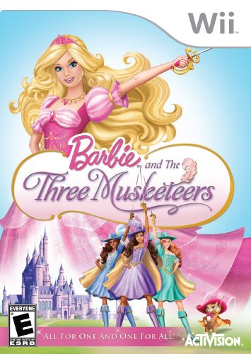 activision-barbie-and-the-three-musketeers