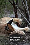 Hunting Log Book: Record Your Games and Hunts, Hunting Journal Notebook for All Activities and Hunts, Deer, Wild Boar, Rabbit, Duck, Fox, and Many ... Uncles, 110 Pages. (My Hunting Notes)