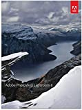#5: Adobe Photoshop Lightroom 6
