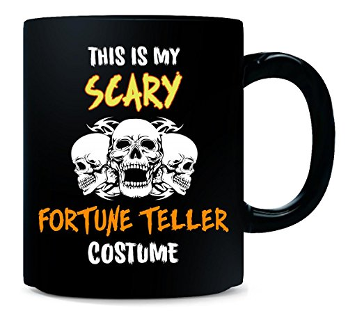 This Is My Scary Fortune Teller Costume Halloween Gift - Mug -
