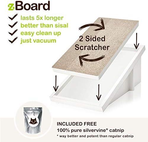 Cats Pet Supplies Ikebana Cardboard Cat Scratcher Cat Scratch Pad ...