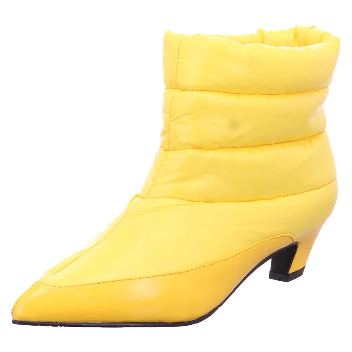 XYXYX Damen Stiefeletten 6508701 6508701 6508701 gelb 554285 c5cf1f