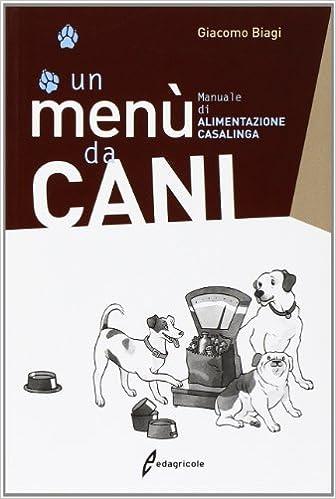 piano di dieta sana per canina