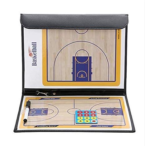 WANGYONGQI 1 Juego de Baloncesto Coaching Board Entrenadores ...