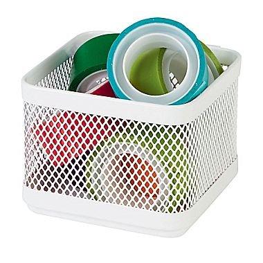 staples-small-storage-box-hanging-white-mesh