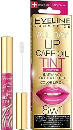 Eveline todo el día labios cuidado aceite tinte color de ...