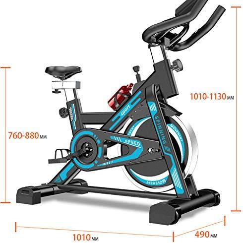DRLGC Bicicleta giratoria, Pedal casero Deportes para Interiores ...