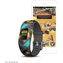 Garmin vívofit jr 2, Kids Fitness/Activity Tracker, 1-year Battery Life, Adjustable Band, Star Wars The Resistance