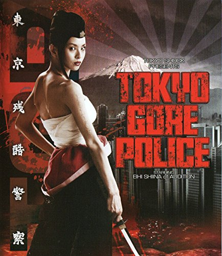 Tokyo Gore Police [Blu-ray] by Tokyo Shock