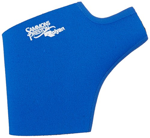 Rolyan Neoprene Pull On Thumb Support for Left Thumb, Thu...