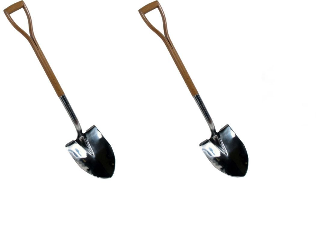 Rittenhouse Ceremonial Groundbreaking Shovel (2 Pack)