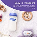 Lansinoh Baby Bottles for Breastfeeding Babies, 5