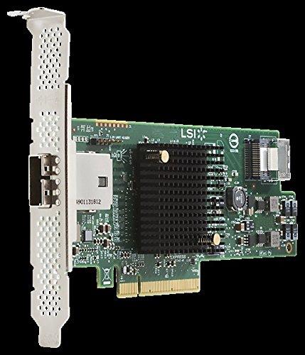 HP LSI 9217-4i4e 8-Port SAS 6Gb/s RAID Card E0X20AA