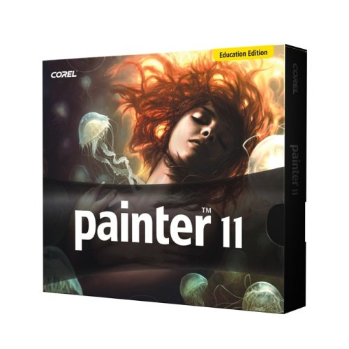 Corel Painter Education OLD VERSION