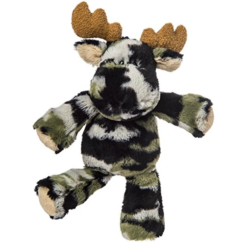 Mary Meyer Marshmallow Junior Camo Moose Soft Toy