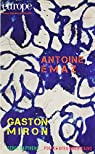 Antoine Emaz Gaston Miron N1031 par Europe