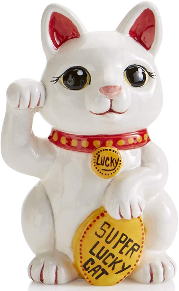 The Lovable Maneki Neko Lucky Cat Paint Your Own Beloved Ceramic Keepsake