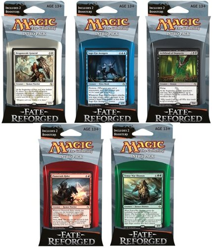 Magic the Gathering: Fate Reforged Intro Pack