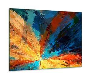 Placa de cubierta de vitrocerámica, 60 x 52 cm, 1 pieza ...