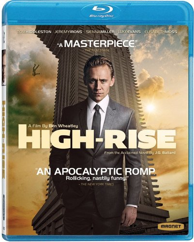 Blu-ray : High-Rise
