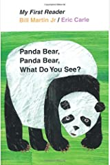 Panda Bear, Panda Bear, What Do You See? (My First Reader) Hardcover