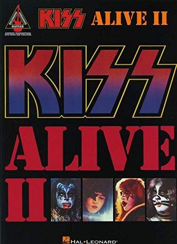 Kiss - Alive II (Guitar Recorded Versions) pdf epub