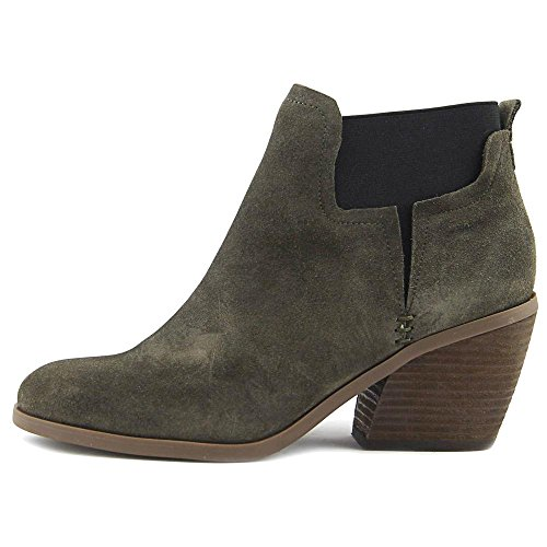 Galeno Womens Fashion Guess Closed Leather Boots Ankle Toe Gray gH5wqd5