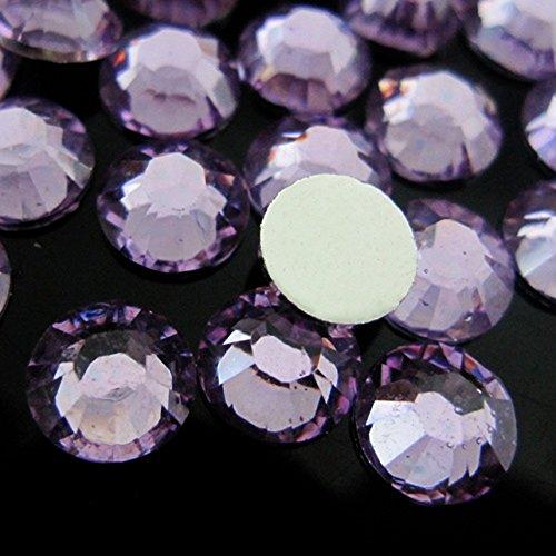 4mm Round Facet Gems - 1