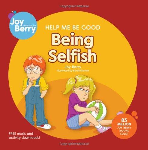 Help Me Be Good Being Selfish