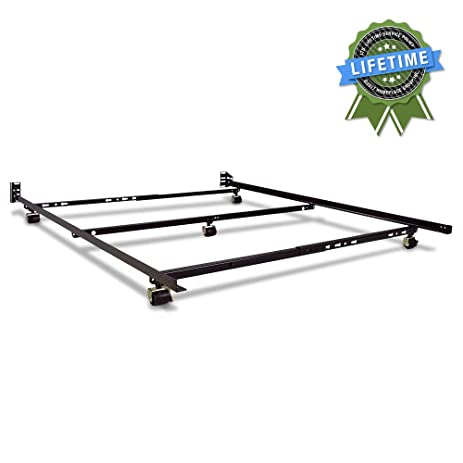 Amazoncom Restmore 46 Low Profile Bed Frame FullQueen Size