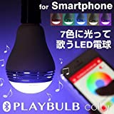 Mipow PLAY BULB color LED Smart Speaker