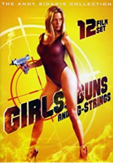 Girls Guns And G Strings The Andy Sidaris Collection 12 Film Set