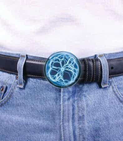 Pocket Plasma Blue