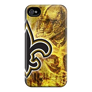 Iphone 6plus Cases Covers Skin : Premium High Quality New Orleans Saints Cases
